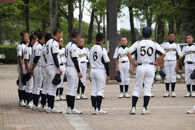 2016-06-19 第47回 日本少年野球選手権大会 北陸支部予選 012